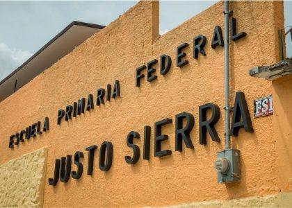 Justo Sierra y Benito Juarez