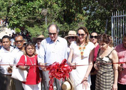 Inauguración Primaria General Vicente Guerrero