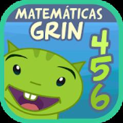 Matemáticas con Grin 456