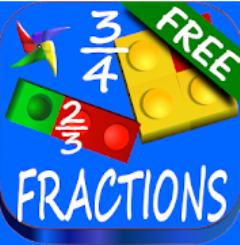 Fracciones matemáticas