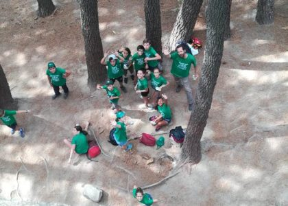 SummerCamp Montesclaros 2019