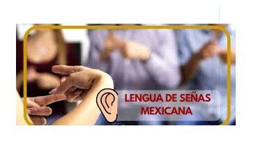 Aprende en familia 10 señas básicas de la lengua de señas mexicana