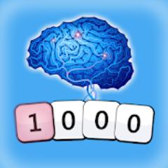 App: 1000 words